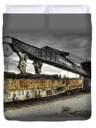 Dead Lift Duvet Cover