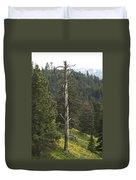 Dead Pine Duvet Cover
