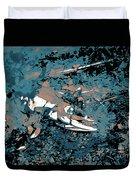 Dead Salmon 3 Duvet Cover