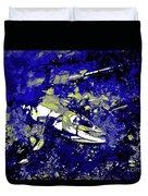 Dead Salmon 5 Duvet Cover