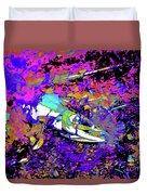 Dead Salmon 8 Duvet Cover