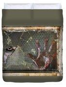 Dead Window Duvet Cover