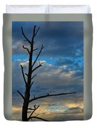 Dead With Color Duvet Cover