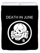 Death In June Duvet Cover