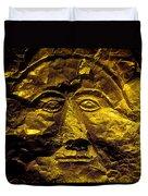 Death Mask Duvet Cover