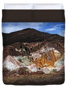 Death Valley 14 Duvet Cover