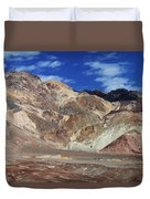 Death Valley 15 Duvet Cover