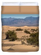 Death Valley 17 Duvet Cover