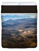 Death Valley 18 Duvet Cover