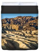 Death Valley 19 Duvet Cover