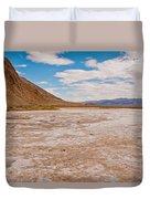 Death Valley 20 Duvet Cover