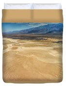 Death Valley 6 Duvet Cover