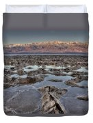 Death Valley 7 Duvet Cover