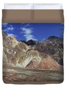 Death Valley 8 Duvet Cover