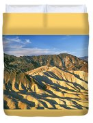 Death Valley National Park, California Duvet Cover