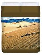 Death Valley National Park Duvet Cover