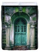 Death's Door Duvet Cover