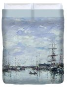 Deauville The Dock Duvet Cover