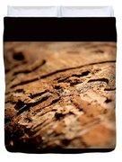 Debarked Tree Duvet Cover