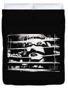 Deborah Harry Duvet Cover