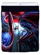Decadence Abstract Duvet Cover
