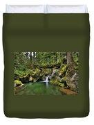 Deception Creek Duvet Cover