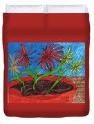 Deck Plant Duvet Cover