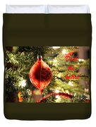 Deck The Halls Duvet Cover