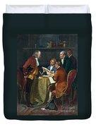 Declaration Committee Duvet Cover