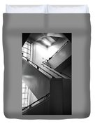 Deco Stairs Duvet Cover