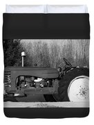 Decorative Tractor Duvet Cover