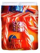 Decorative Xmas Duvet Cover