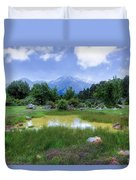 Dedegol Mountain - Turkey Duvet Cover