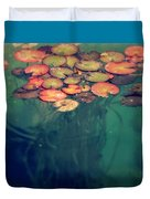Deep In The Sea Duvet Cover
