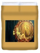 Deep Inebriety Duvet Cover