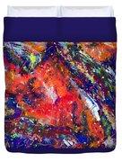 Deep Space 15-21 Duvet Cover