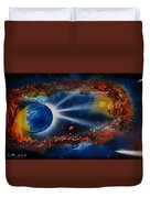Deep Space Cavern Duvet Cover
