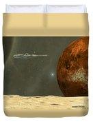 Deep Space Duvet Cover