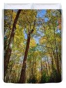 Deep Woods Duvet Cover