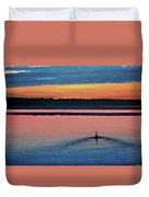 Deepest Sunset Duvet Cover