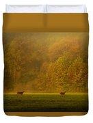 Deer Run Duvet Cover