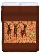 Deers Duvet Cover