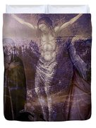 Defenders Of The Faith...after Vanni Duvet Cover