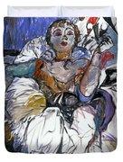 Degas Girl Duvet Cover