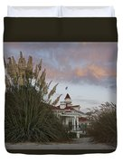 Del Coronado Brushes Duvet Cover