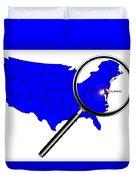 Delaware Duvet Cover