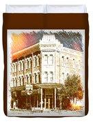 Delaware Hotel Duvet Cover