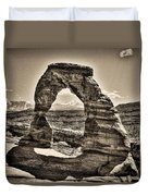 Delicate Arch Duvet Cover