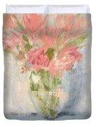 Delicate Bouquet Duvet Cover