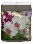 Delicate Flower Duvet Cover
